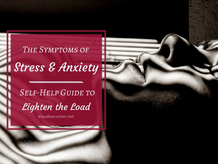 Symptoms Of Stress And Anxiety