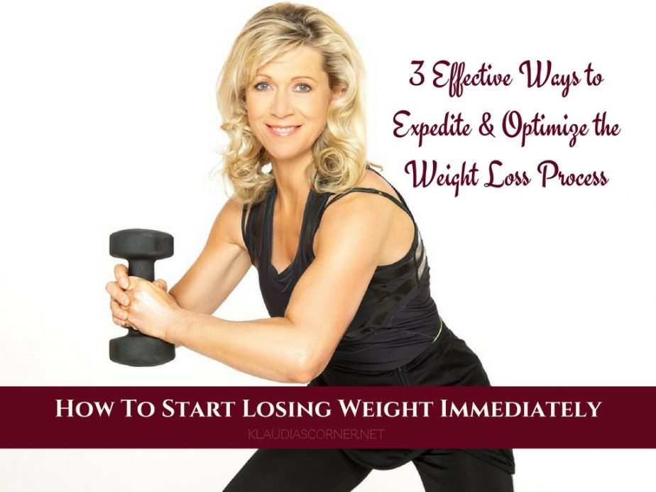 How To Start Losing Weight Immediately With These Tips