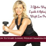 How To Start Losing Weight Immediately- Expedite And Optimize The Weight Loss Process With These Tips