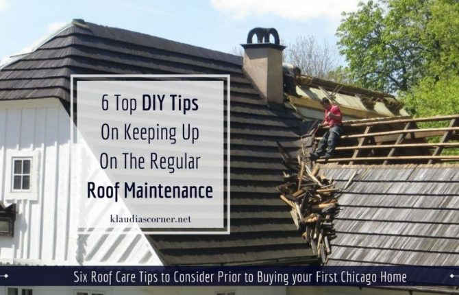 Home Improvement Tips On Keeping Up On The Regular Roof Maintenance
