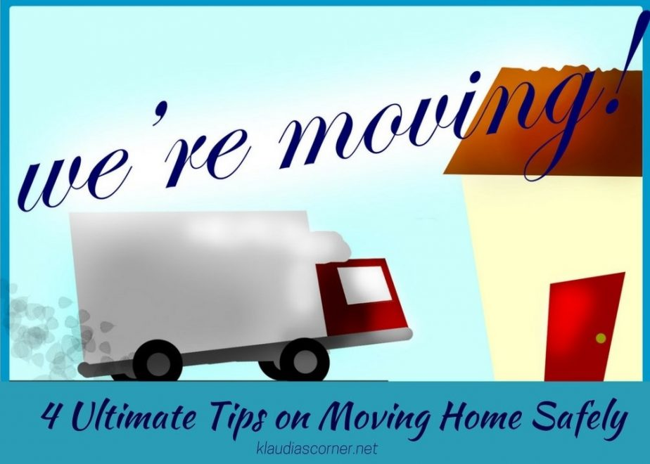 Home Moving Checklist - The 4 Best Tips You Can Read On Moving Home Safely
