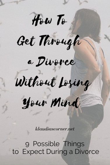 How To Get Divorced Without Losing Your Mind