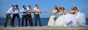 Wedding and Bridesmaid Dresses Trends 2017 - klaudiascorner.net©