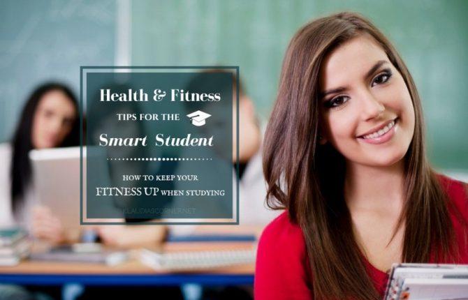 College health and fitness tips for the smart student - klaudiascorner.net©