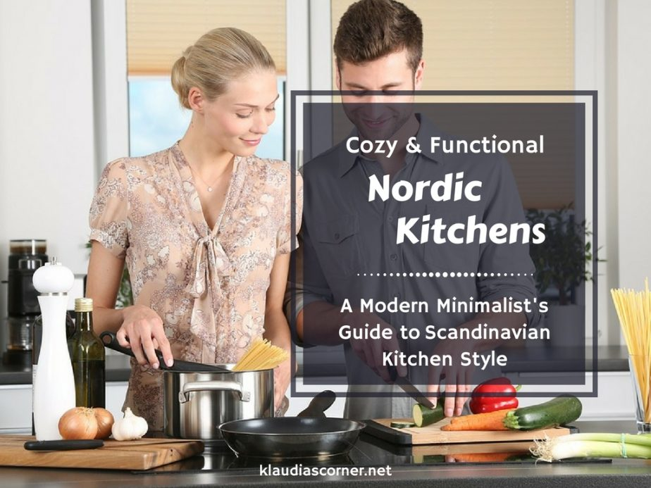 Modern Kitchen Designs – Modern Minimalist's Guide to Nordic Kitchens
