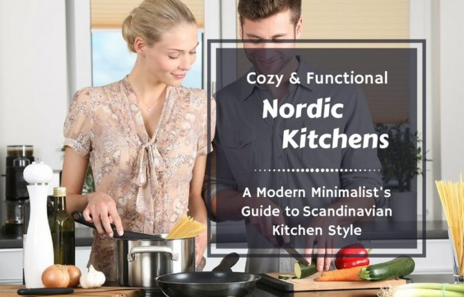 Modern Kitchen Designs - Modern Minimalist's Guide to Nordic Kitchens