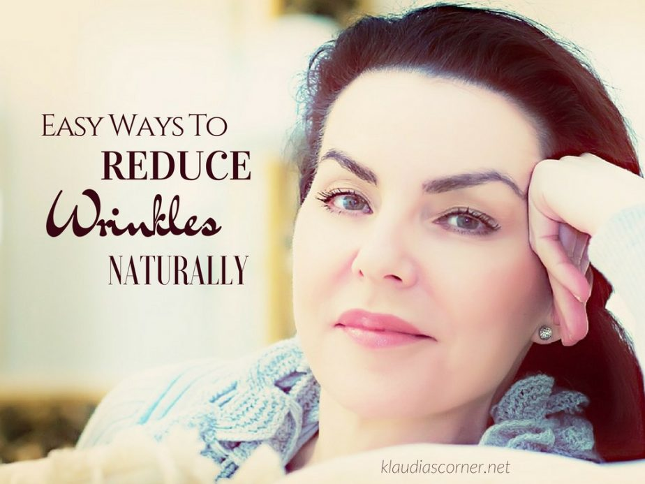 Ways To Reduce Wrinkles Naturally - Iron Out Wrinkles With These Easy Instructions