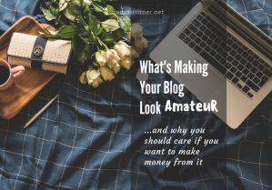 How to blog and make money from it - klaudiascorner.net©