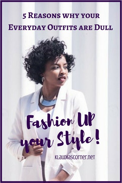 Fashion UP Your Style