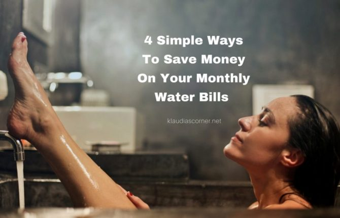 How To Save Money On Your Monthly Household Bills