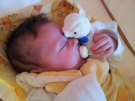 Sleep Baby Sleep -  How to get your newborn to sleep peacefully through the night