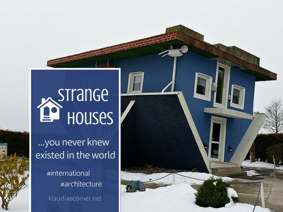 International Style Architecture - Strange Houses You Never Knew Existed in the World