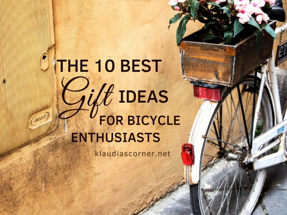 The Best Gifts For Cyclists – Top 10 Items for Bicycle Enthusiasts
