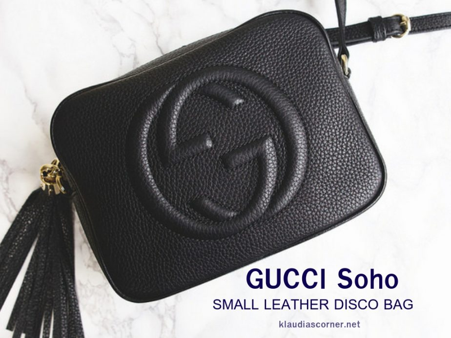 Gucci Soho Small Leather Disco Bag - A Must Have!