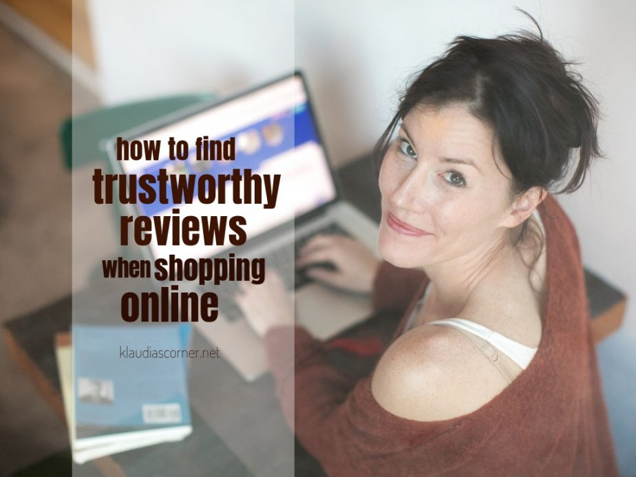 Consumer Product Reviews - How to Find Trustworthy Reviews Online