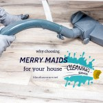 Why Choosing A Merry Maids Cleaning Service For Your House