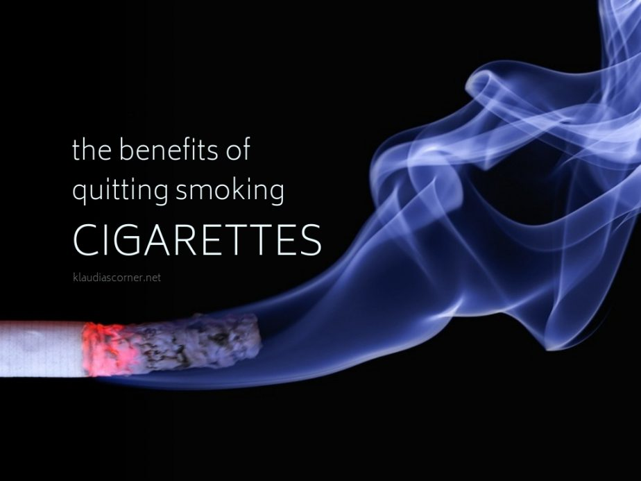 The Benefits Of Quitting Smoking Cigarettes For Your Health