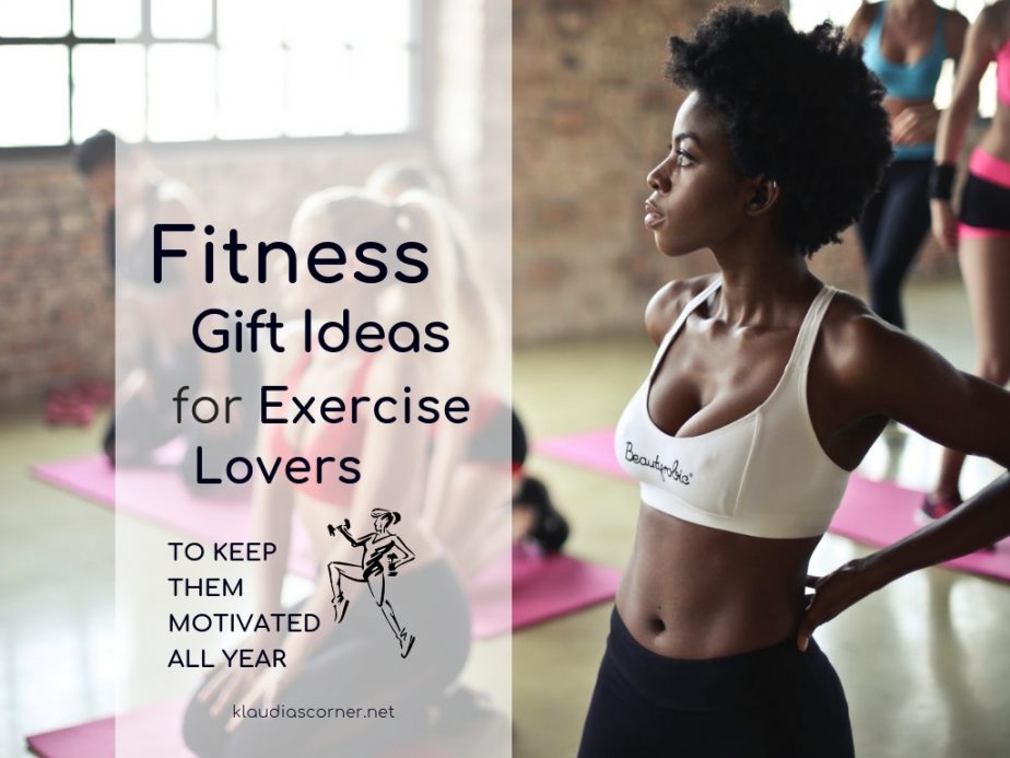 9 Fitness Gift Ideas for Exercise Lovers To Keep Them Motivated All Year - klaudiascorner.net