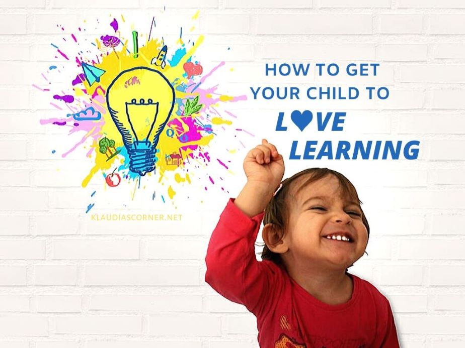 Good Parenting Skills - How to Get Your Child to Love Learning