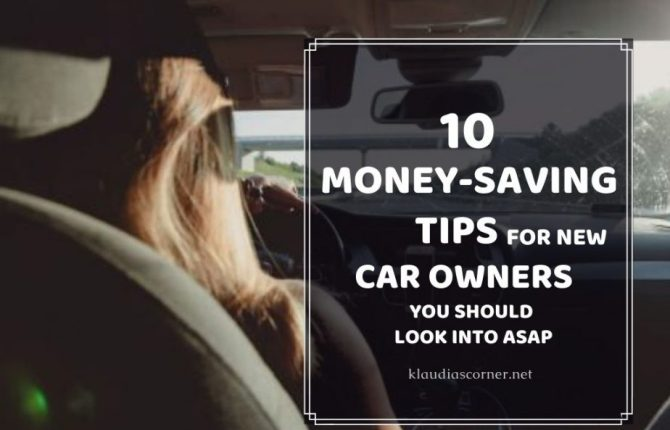 10 Best Money-Saving Tips for New Car Owners
