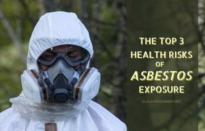 Asbestos Exposure - The 3 Top Negative Health Effects To Be Aware Of