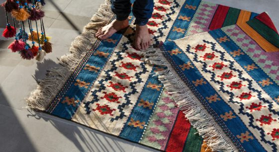 5 Good Reasons to Invest in a Handmade Rug
