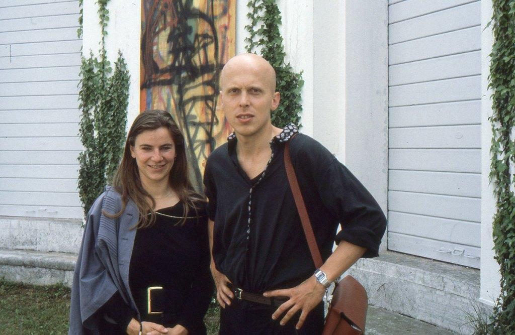 La Biennale di Venezia, 1990, artist Sabine Herrmann & Klaus Killisch