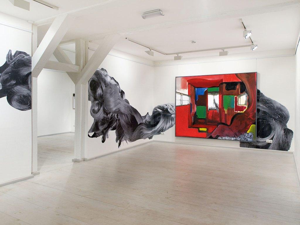 Klaus Killisch, a long strang trip, 2009, Museum Junge Kunst, Frankfurt / O