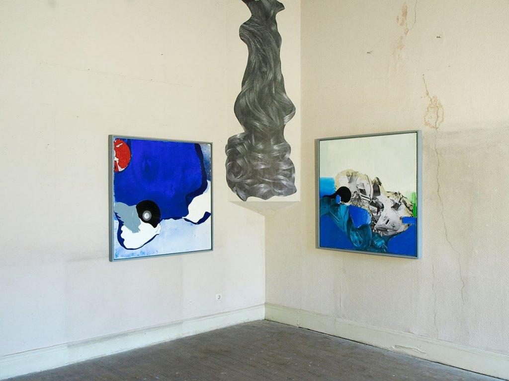 Klaus Killisch, From Hair to Eternity, 2008, Gutshaus, Berlin