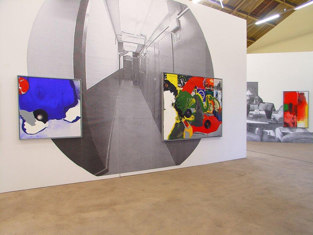 Klaus Killisch, Galerie Dogenhaus, Leipzig, 2007