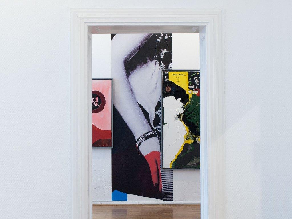 Klaus Killisch, feel sooooo good now..., 2016, Gallery Pankow
