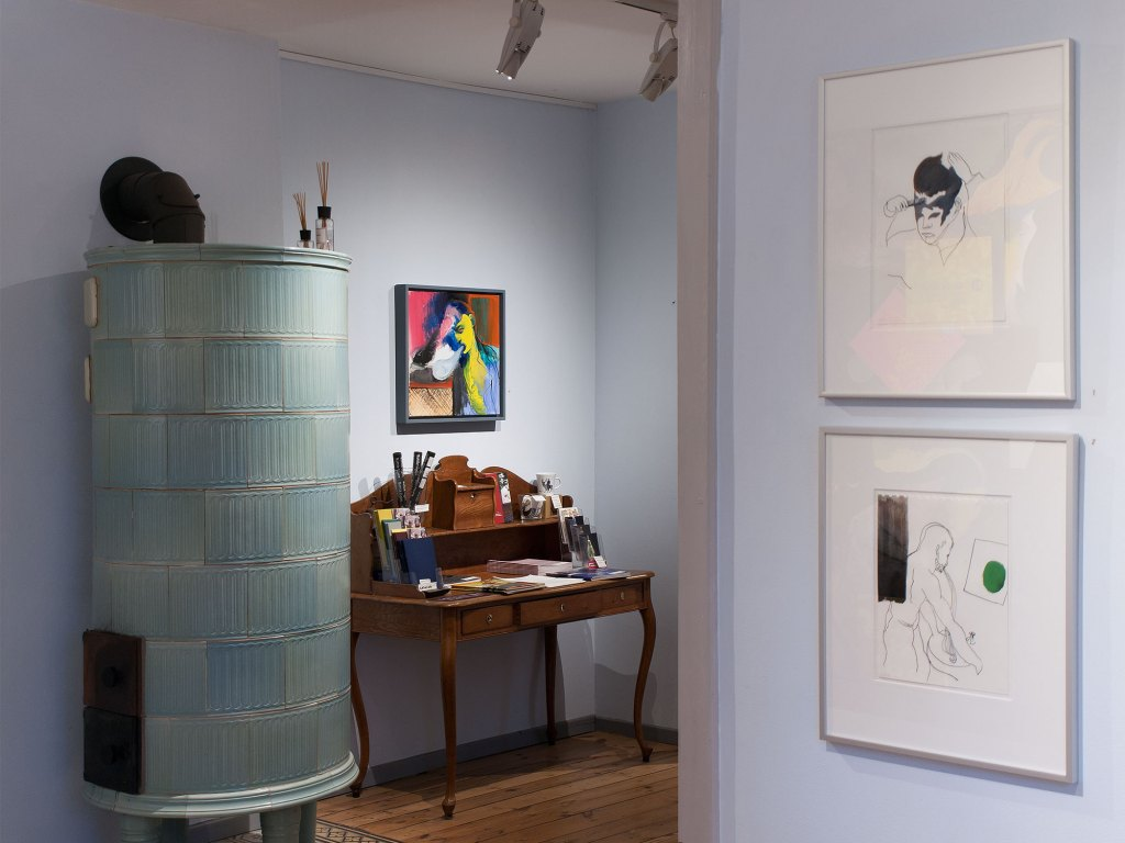 ICH & ICH, 2016, Galerie KUNST-KONTOR, Potsdam, Klaus Killisch