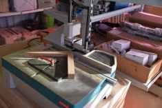 Liquidation Werkstatt