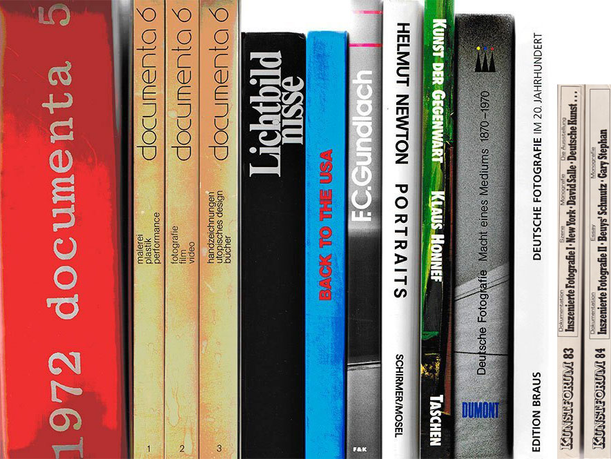 Klaus Honnef, Bibliographie