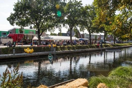Spektakel te water Zwartemeer 2018