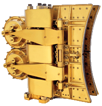 Heavy Machinery Brakes - caliper brake for industrial clutch