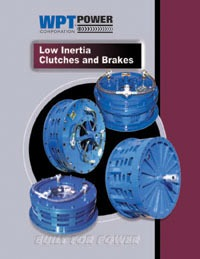 WPT low inertia clutches and brakes