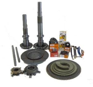 Miscellaneous industrial equipment repair Parts