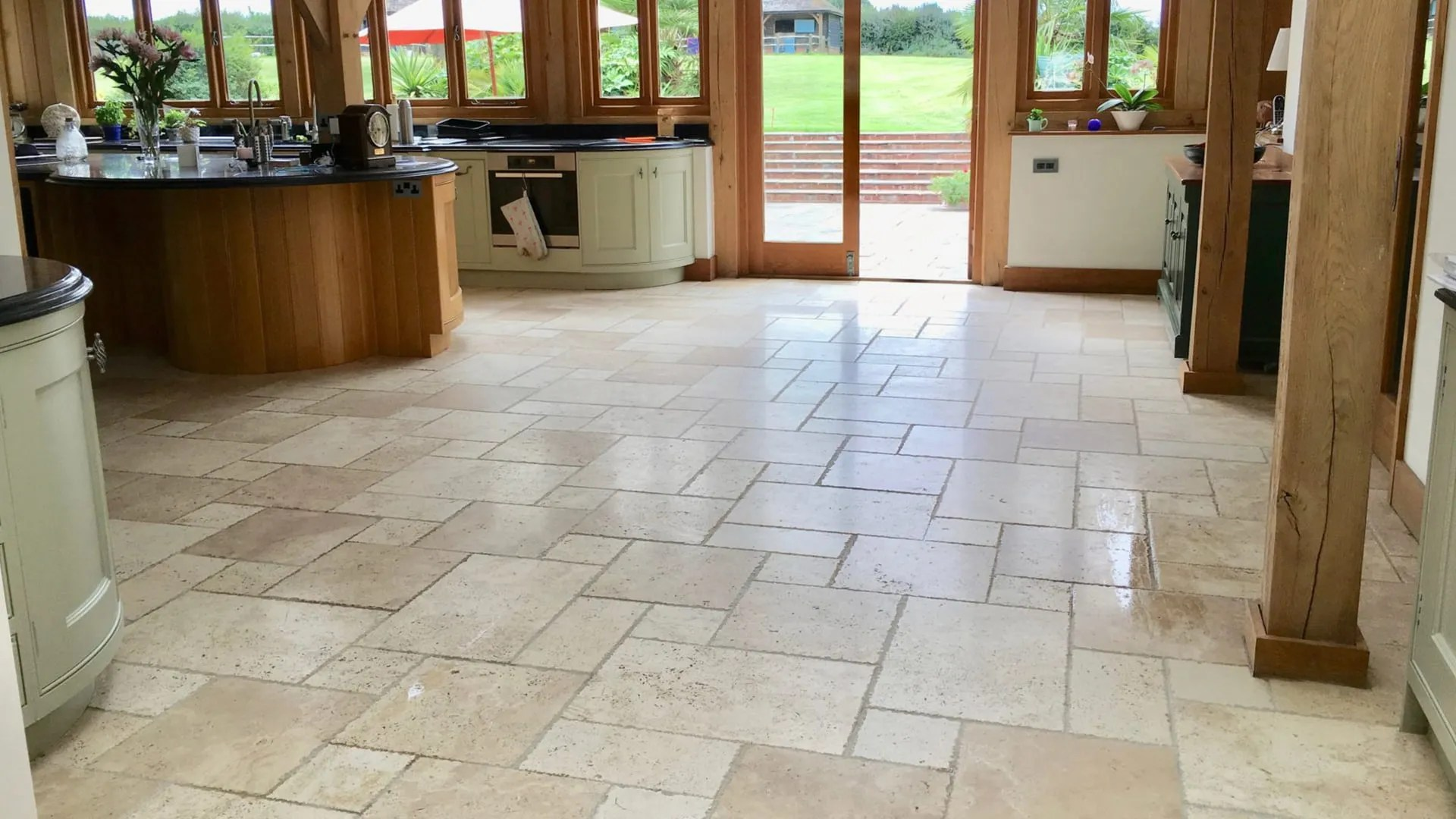 what is travertine flooring guide to