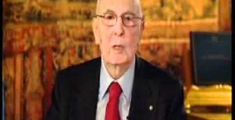 Per chi non avesse ancora ascoltato il nostro Presidente Giorgio Napolitano, ecco il suo discorso di fine anno 2011