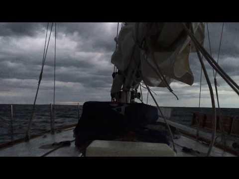 screenshot Trasferimento Anita G Rimini - Venezia colpo di vento improvviso