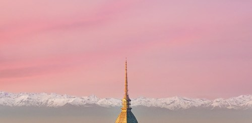 Torino e cupola Mole Antonelliana