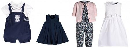 Babykleding in de juiste kledingmaat