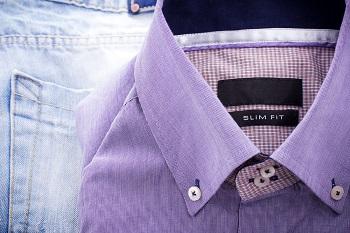 Slim-Fit overhemd maat
