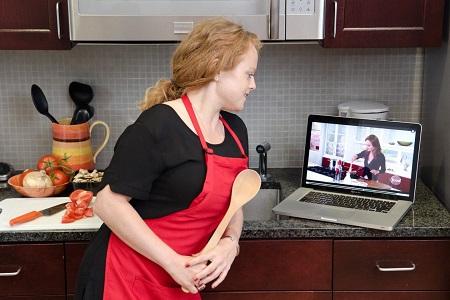 Een grotere kledingmaat door je favoriete kookprogramma