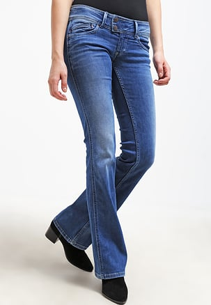 Lage taille broek