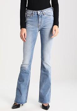 Pasvorm Flared jeans