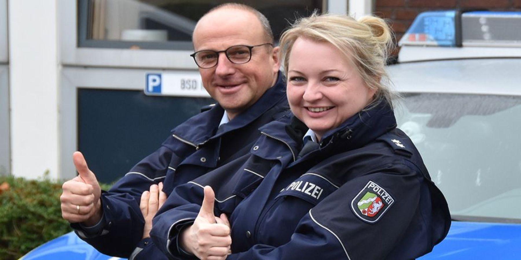 Berufseinsteiger bei der Polizei – Informationstag am 13. Mai