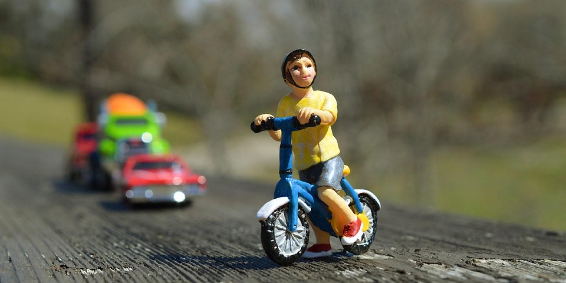 Unfall an der Gartenstraße – Verletzter Fahrradfahrer gesucht