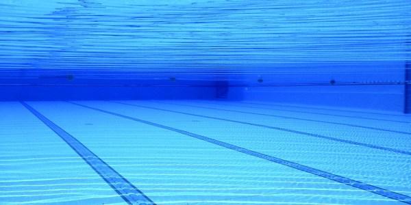 Schwimmwettkämpfe in der Coburg